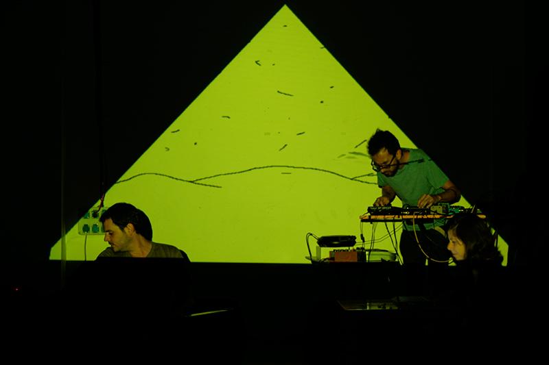Pirámides en directo