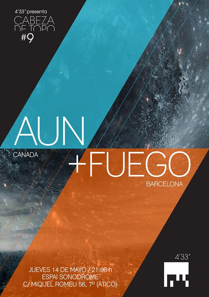 AUN (Canada) + Fuego en el Sondrome